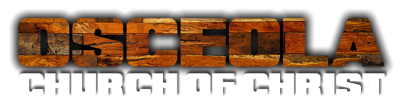 Osceola church of Christ logo